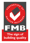 Logo: Federation of Master Builders Ltd